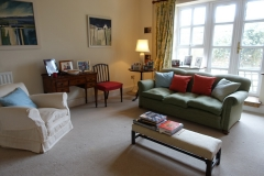 Drawing room at The Coach House left view