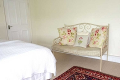 The Coach House bedroom 3 chair