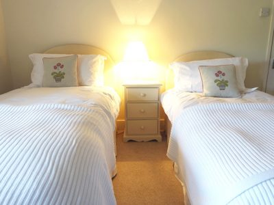 The Coach House bedroom 3